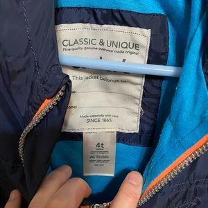 Carter's Jackets & Coats - Carter's rain Jacket